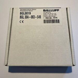 BALLUFF Laser-Gabellichtschranke BGL0019 BLG 30A-003-S49