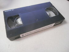 BMW VHS Video Cassette Tape MOA Great Lakes Internatinal Rally 7/13-7/16 # L