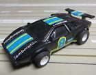 para H0 coche slot racing Maqueta de tren Lamborghini de TYCO + 2 Lijadora /