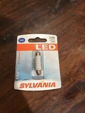Sylvania Premium LED light 578B Blue One Bulb Exterior Interior Mirror Dome