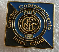 Distintivo calcio INTER badge INTERNAZIONALE MILANO no piedino