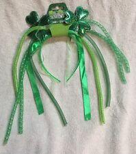 Headband St Patrick's Day Shamrocks Ribbon 00004000  Costume Party Head Wear Accessory New