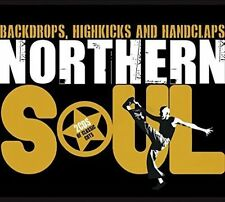 Northern Soul Backdrops Highkicks and Handclaps & 2x CD Union Square
