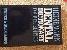 Heinemann Dental Dictionary by C.Gavin Fairpo