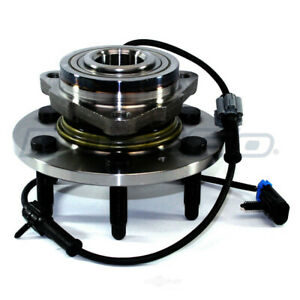 Wheel Bearing and Hub Assembly Front IAP Dura 295-15036
