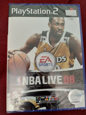 NBA LIVE 08 PS2 PlayStation 2 Video Game new original sealed pal