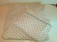 Vintage Atelier Martex by Perry Ellis King Flat & Fitted sheet set star print.