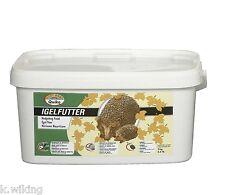 Quiko Igelfutter 3 kg Eimer Winterfutter Hochwertige Vollnahrung für Igel