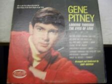 Gene Pitney-Looking Through the Eyes of Love-LP-Vinyl Record-Musicor-MS3069-VG+