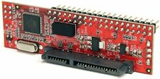 NEW! StarTech 2.5in and 3.5in 40 Pin Male IDE to SATA A Converter for HDD/SSD