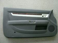 Chrysler Sebring convertible left front door panel trim card