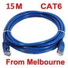 15M 49FT RJ45 CAT6  Ethernet LAN Network Cable 10M/100M/1000M!
