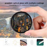 VBESTLIFE Ultra Slim Optical Glass Multiple Coated ND1000 ND Filter for Canon