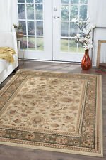 Traditional Oriental Green Area Rug **FREE SHIPPING**
