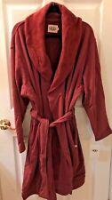 NWT NEW UGG Australia Womens Blanche Plush Shawl Collar Robe Burgundy Plus  1X