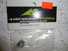 PARTS NEW ASCENDANCY RACING ASD-01002 Nut for effortless clutch