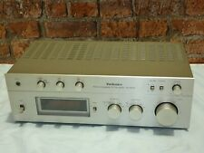 BOXED! Technics SU-8044 Vintage Hi Fi Phono Stage Integrated Stereo Amplifier