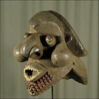 88726) Afrikanische Holz Maske Bafum Kamerun Afrika KUNST