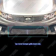 Fits 2010-2013 Kia Forte Koup Bumper Billet Grille Grill Insert
