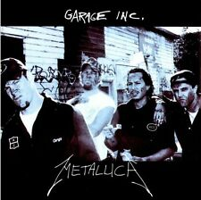 METALLICA - GARAGE INC. -2CD