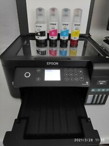 Epson ET-3700 Wireless Refillable Ink Tank Printer, pick up Only VIC 3109