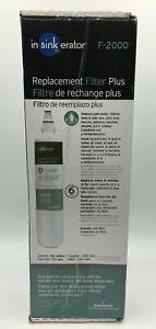 InSinkErator Replacement Filter Cartridge Plus 1-Pack F-2000