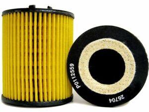 AC Delco Professional Oil Filter fits Porsche Cayenne 2003-2006 35XVFC