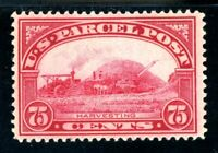 USAstamps Unused FVF US 1912 Parcel Post Harvesting Scott Q11 OG MHR