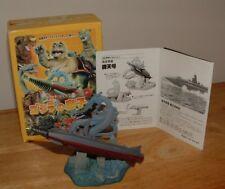 "IWAKURA 1963 ATRAGON ""GOTENGO"" DIORAMA Diecast Mini HG Figure MIB Godzilla Manda"