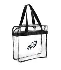 NFL Philadelphia Eagles clear zipper Massenger Bag Stadium Approved