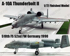 A-10 A Thunderbolt II 510 FS 52 Fw Germany 1990 1/72 finished plane Easy model