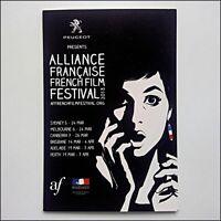 Avant Card #16824 2013 Alliance Francaise French Film Festival Postcard (P423)