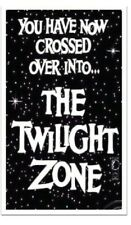 The Twilight Zone Rod Serling Retro Nostalgic Refrigerator Locker Magnet