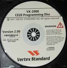 Vertex Standard Ce20 for the Vx-2000 Version 2.00