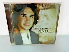 Josh Groban NOEL Christmas CD 2007 Reprise Records