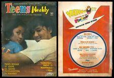 1973 Philippines TEENS WEEKLY KOMIKS MAGASIN Edgar Vilma #163 Comics