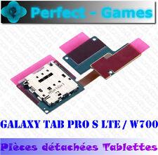 Samsung Galaxy Tab Pro S LTE W700 W707 lecteur carte SIM card reader