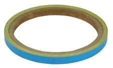 Bike it Rueda & Bike rayas de cinta 7MM-Azul claro