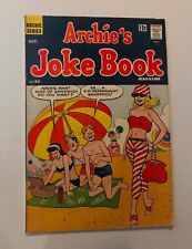 Archies Joke Book 93 1965 VF RARE INNUENDO COVER (Betty and Me 16) (Archie 271)