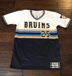 Garb Athletics Men's UCLA Bruins Baseball Jersey Sz. M NEW #25 Jones