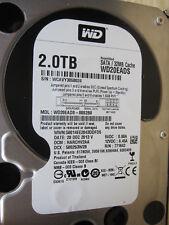 Western Digital 2 TB WD20EADS-00S2B0  | DCM: HARCHV2AA | 28DEC2013 | PCB OK