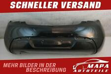 Opel Astra J IV GTC OPC LINE Stoßstange Hinten mit Diffusor Original Schwarz
