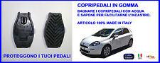Copripedali in gomma - Fiat Grande Punto 2005> DUE PEDALI - copri - pedali