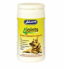 Johnson's 4 Joints Mobility Extra Strength Tablets 30 Pack For Dogs