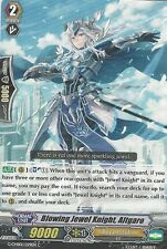 CARDFIGHT VANGUARD CARD: BLOWING JEWEL KNIGHT, ALTGARO - G-CMB01/029EN C