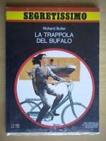 La trappola del bufaloButler RichardMondadorisegretissimo857thriller 224