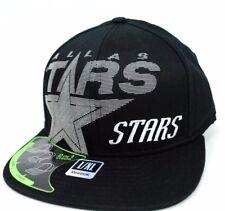 Dallas Stars Reebok Mo88Z Nhl Team Logo Stretch Fit Hockey Cap Hat L/Xl