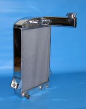 Pro Alloy Uprated Water Radiator Kit (Long Neck) for Triumph TR3