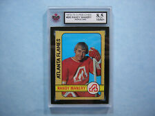 1972/73 O-PEE-CHEE NHL HOCKEY CARD #260 RANDY MANERY ROOKIE KSA 8.5 NM/MINT+ OPC