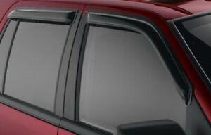 2010-2019 Lincoln MKT Genuine OEM Side Window Deflectors